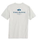 Fish Hippie Original Tarpon T-Shirt - Bone