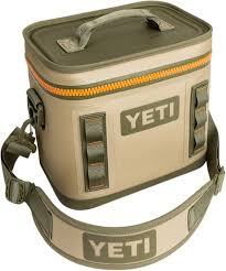 Yeti Tan Hopper Flip 8