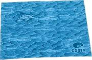 Costa Micro-Fiber Cleaning Cloth: Costa Blue