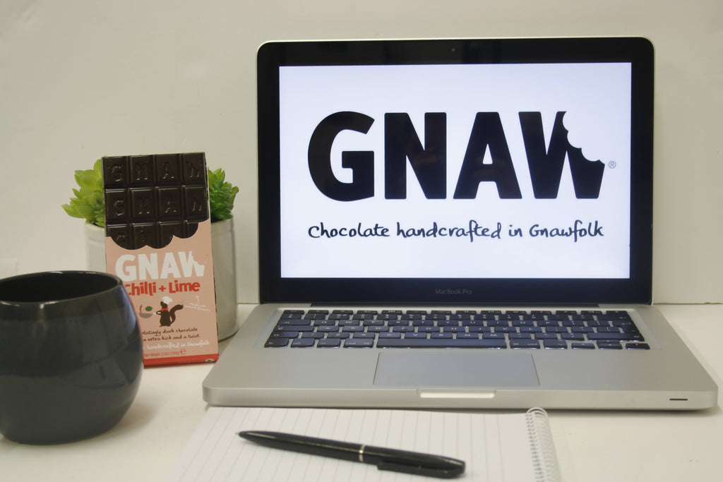 Gnaw's New Corporate Package...