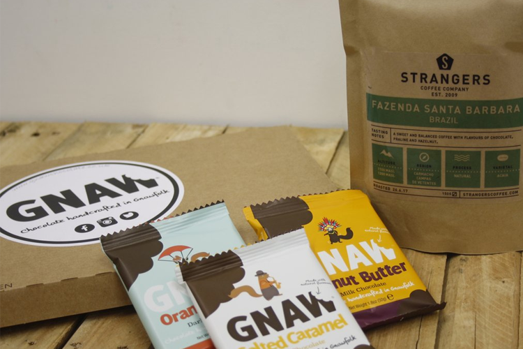 Introducing... Gnaw Choc + Coffee Gift Boxes!