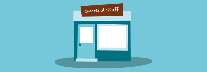Gnaw story - sweet shop