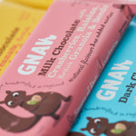 Chocolate and Granola Bars - 5 Bar Bundle