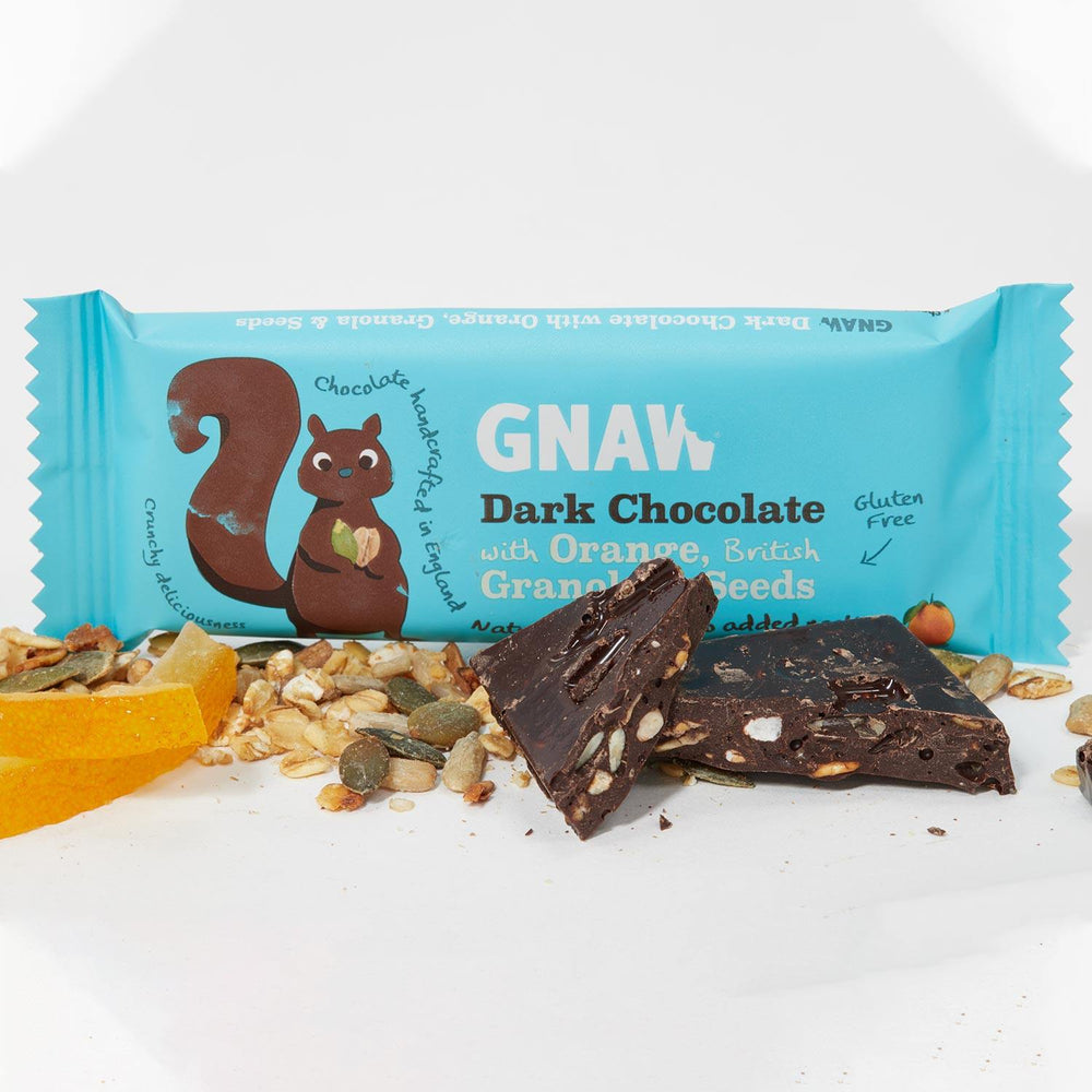 Chocolate & Granola Bars - 5 Bar Bundle