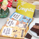 Congratulations Letterbox Chocolates