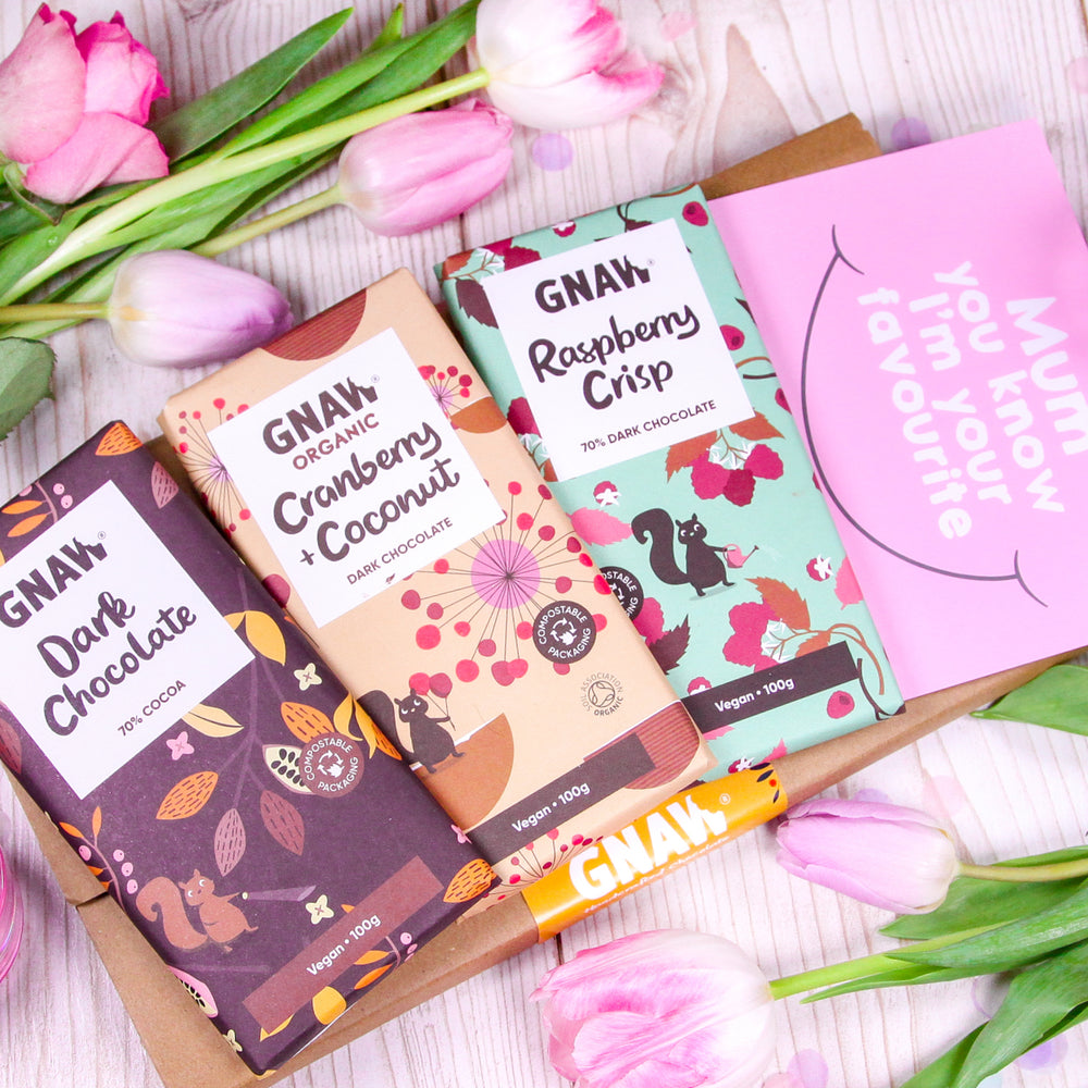 Mother's Day Letterbox Chocolates