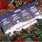 Organic Chocolate Christmas Collection