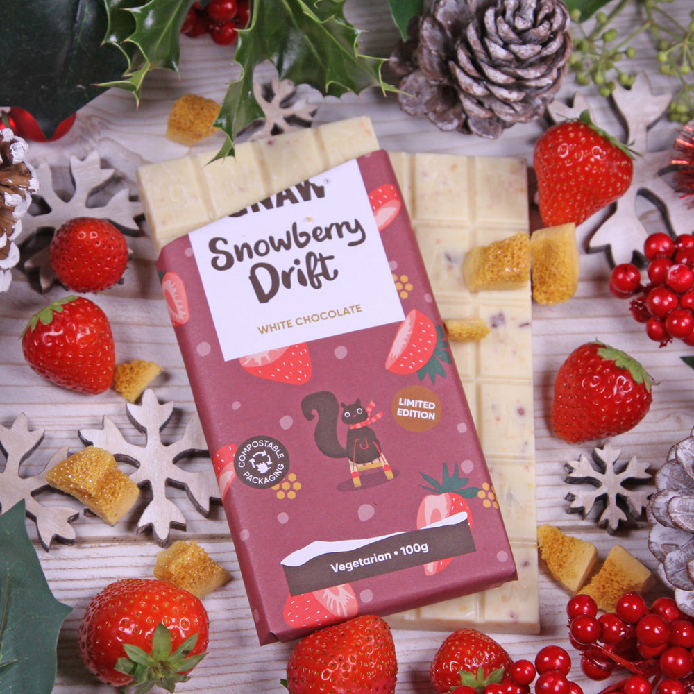 White Chocolate Snowberry Drift Bar