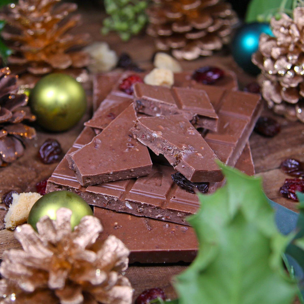 Winter Wonder Milk Chocolate Bar