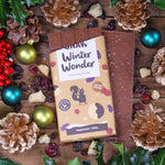 Winter Wonder Milk Chocolate Bar • Case of 12 x 100g bars