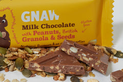 Chocolate & Granola bars - 10 bar bundle