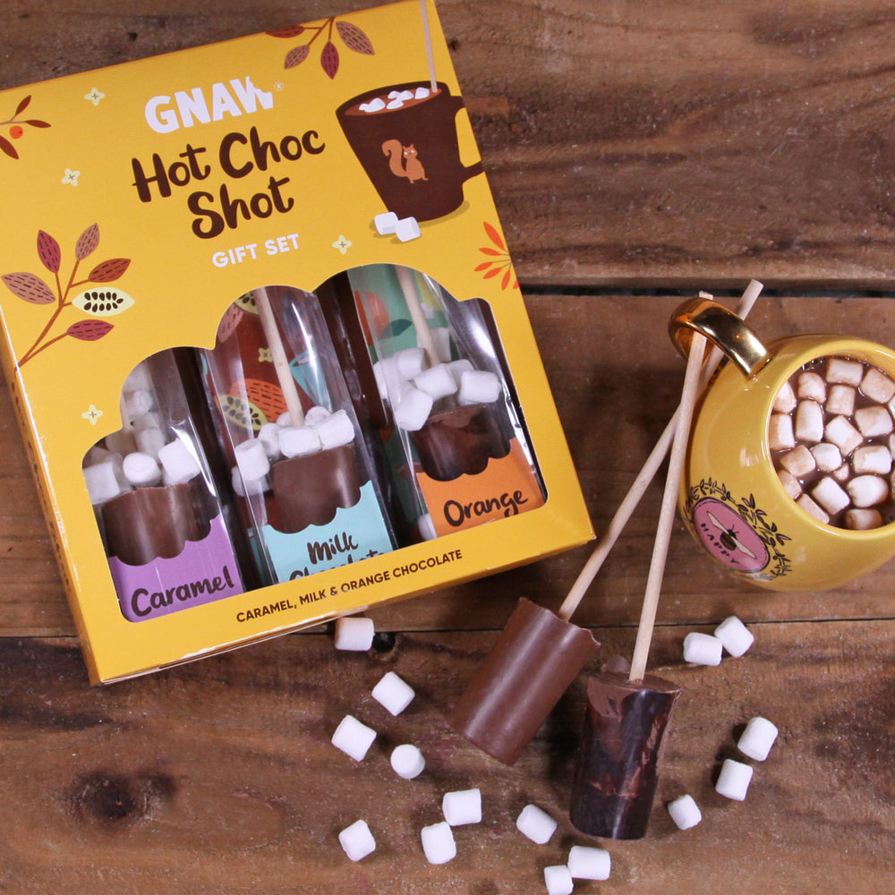 Mixed Hot Choc Shot Gift Box