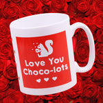 Love You Choco-lots Mug
