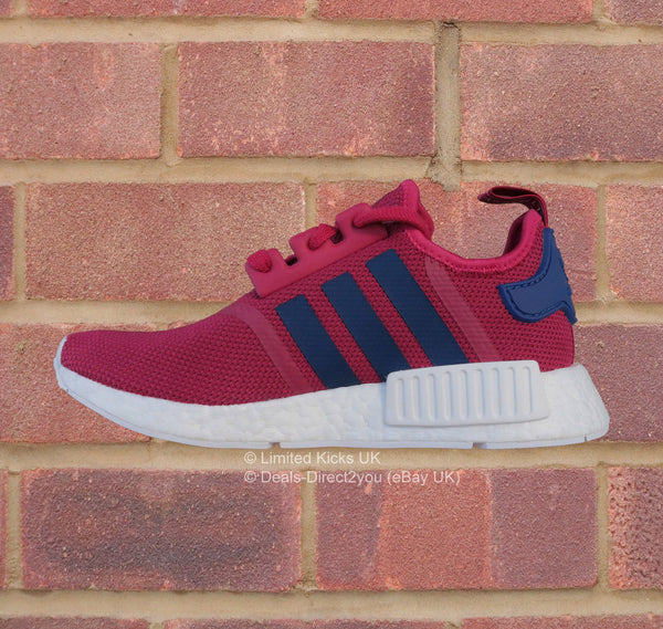Adidas NMD R1 Runner (J) - Unity Pink/White