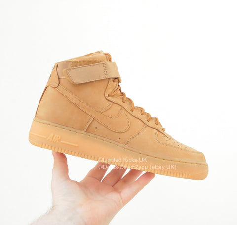 Nike Air Force 1 High '07 LV8 WB - Flax/Outdoor Green