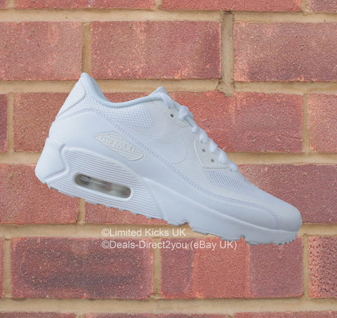 0cf8eb6fa9c58f Sold Out Nike Air Max 90 Ultra 2.0 (GS) - Triple White