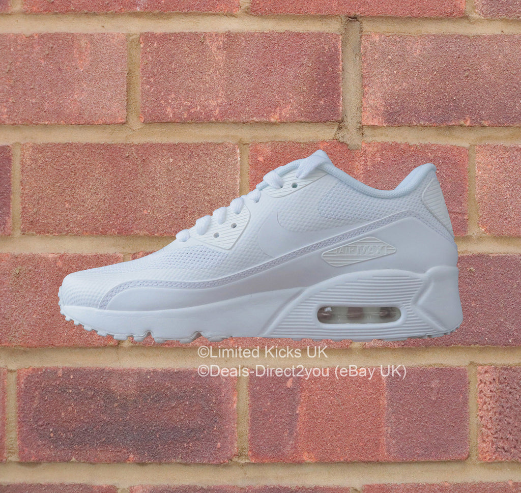 low priced 6ce5e 50622 ... netherlands nike air max 90 ultra 2.0 gs triple white e60c8 6f861