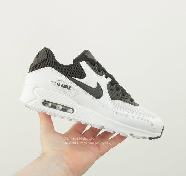 Nike Air Max 90 Essential - White/Black