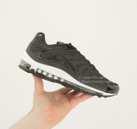 Nike Air Max 97 Plus - Black/Anthracite/White