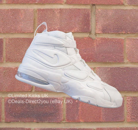Nike Air Max 2 Uptempo '94 - Triple White