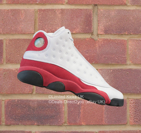 "Nike Air Jordan 13 Retro (BG) - White/True Red ""Chicago"""