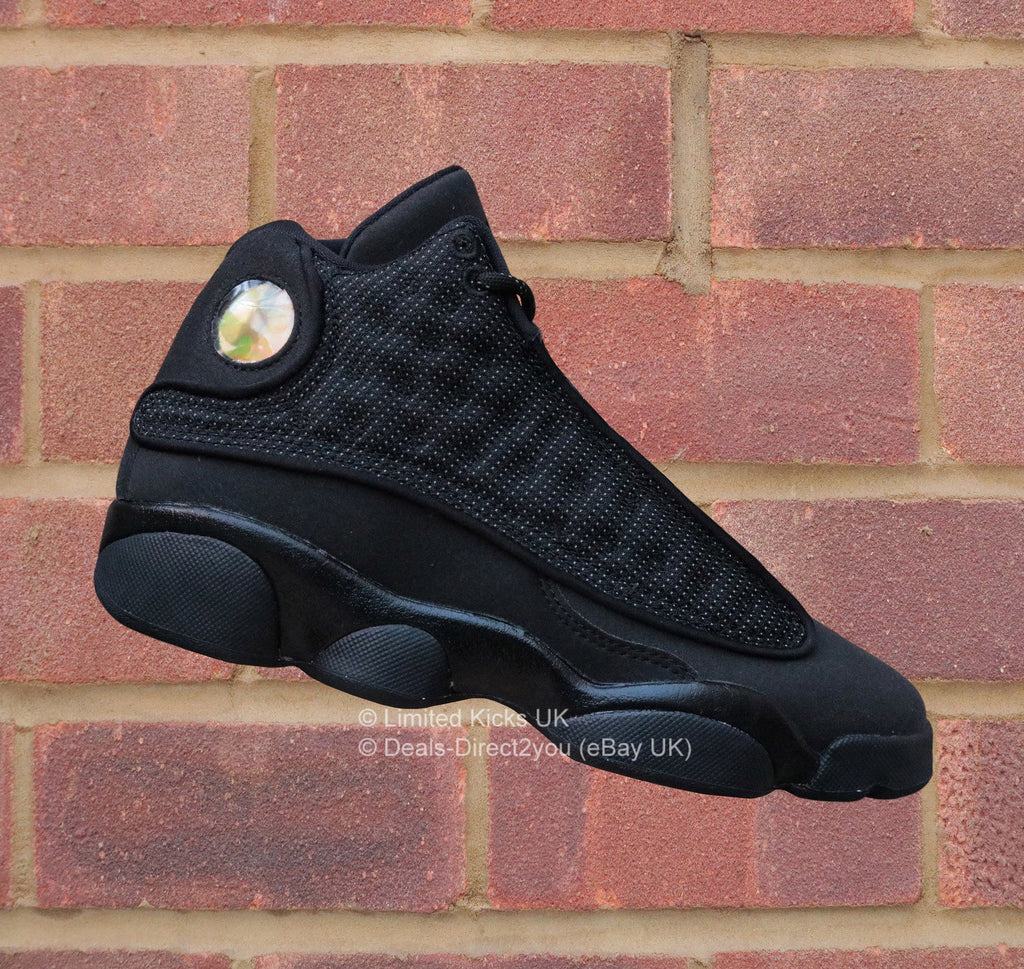 brand new 7a7f1 ca219 Nike Air Jordan 13 Retro (BG) - Black Anthracite