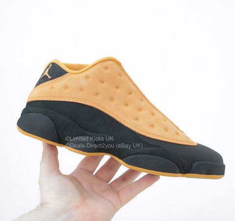 Nike Air Jordan 13 Retro Low - Black/Chutney