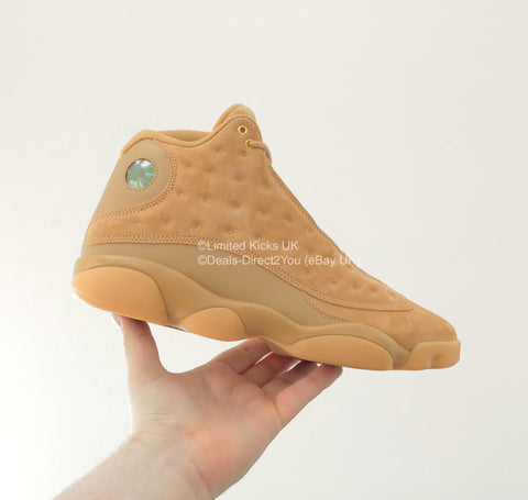 Nike Air Jordan 13 Retro - Elemental Gold/Baroque Brown