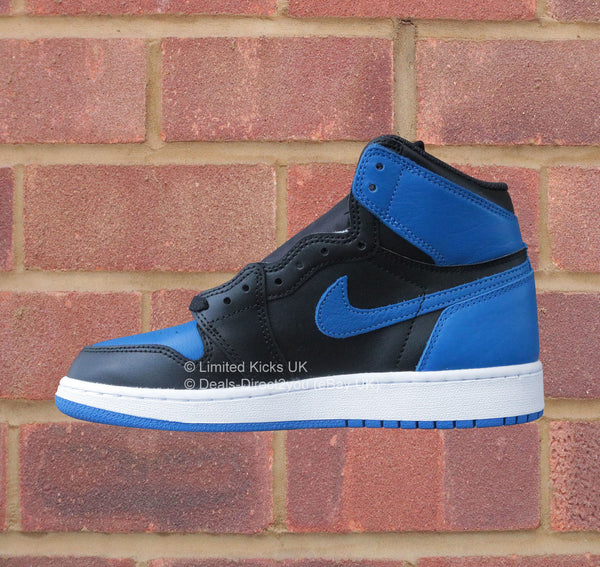 "Nike Air Jordan 1 Retro High OG (BG) - ""Royal"""
