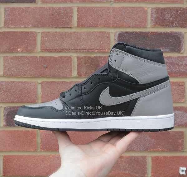 "Nike Air Jordan 1 Retro High OG - ""Shadow"""