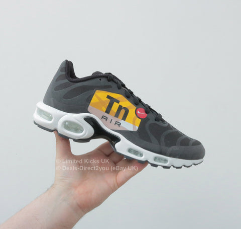 "Nike Air Max Plus NS GPX ""Big Logo"" - Black/White"