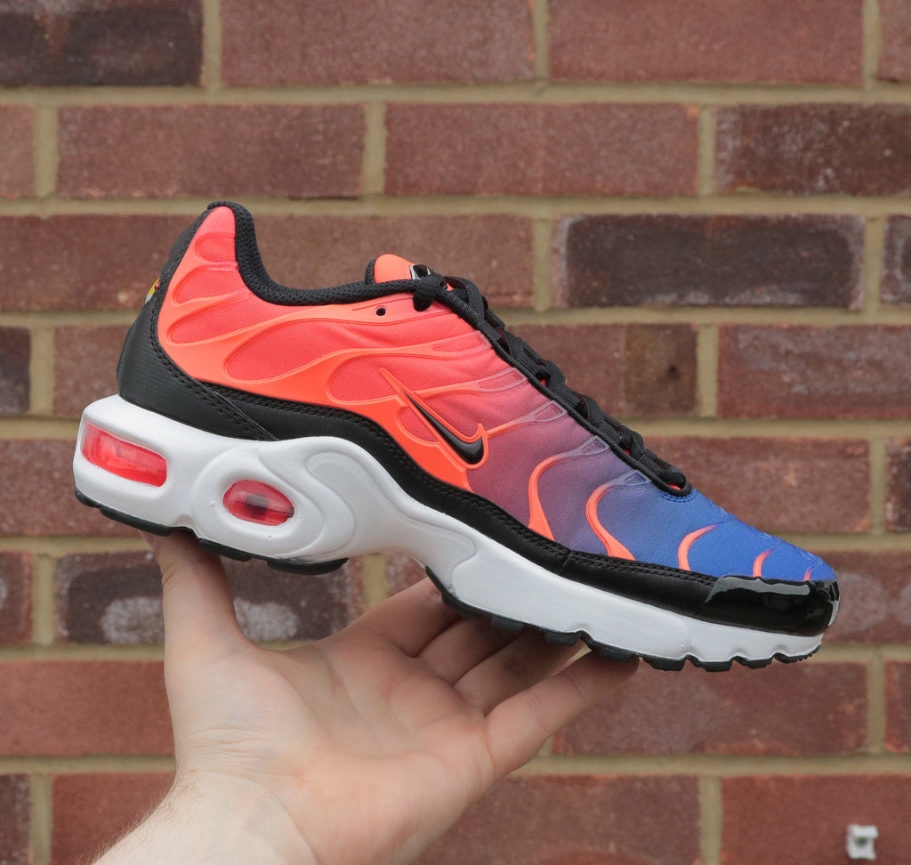 Nike Air Max Plus SE TN/Tuned 1 SE (BG) - Total Crimson/Racer Blue/Black