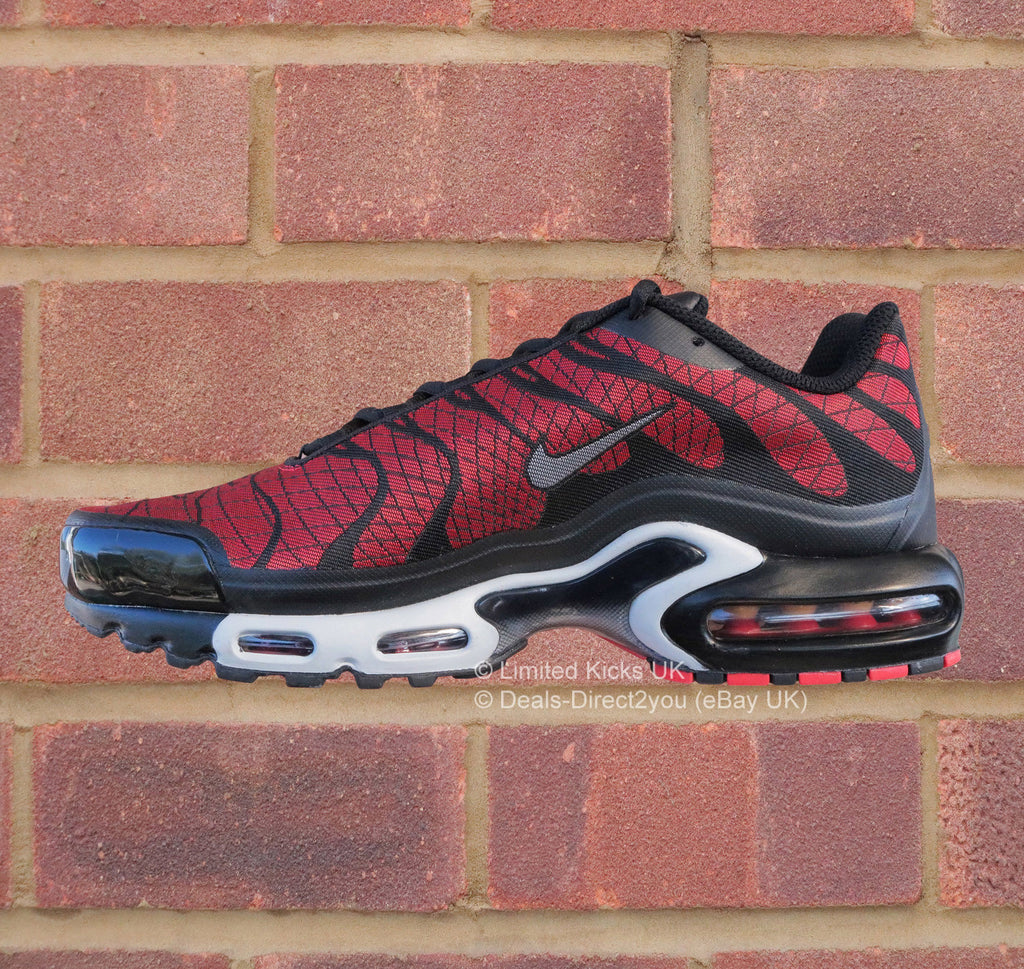 save off a34a3 b0a50 ... cheap shoes uk 67e94 556d8  sweden nike air max plus jacquard  university red wolf grey black a9d8e f8e48