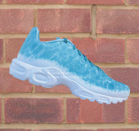 "Nike Air Max Plus GPX Premium SP - Mineral Teal ""Swimming Pool"""