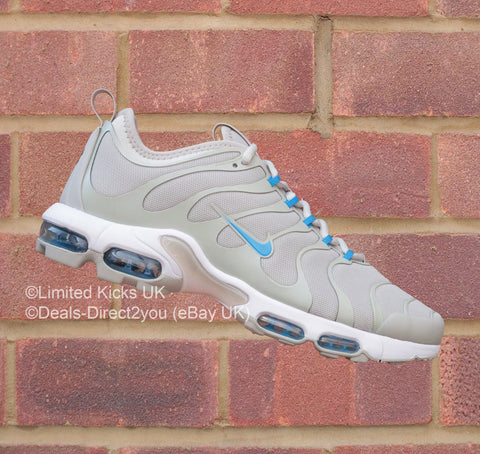 Nike Air Max Plus TN Ultra - White/Blue/Grey
