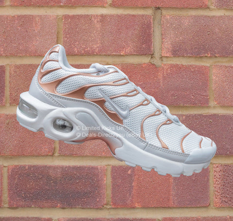 big sale 6d936 eb611 ... best price sold out nike air max plus tn tuned 1 gs pure platinum rose  e81e6