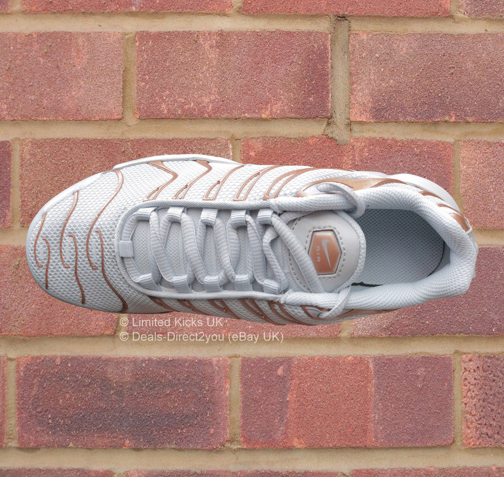 super popular 96641 d6fae ... Nike Air Max Plus TN Tuned 1 (GS) - Pure Platinum Rose ...