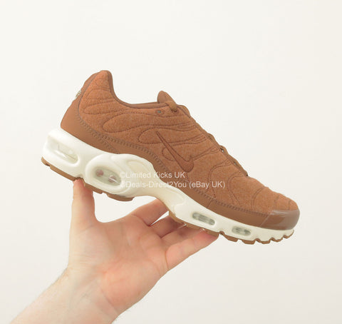 Nike Air Max Plus / TN / Tuned 1 Quilted - Ale Brown / Sail White