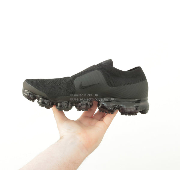 Nike Air Vapormax Flyknit Moc - Black/Anthracite