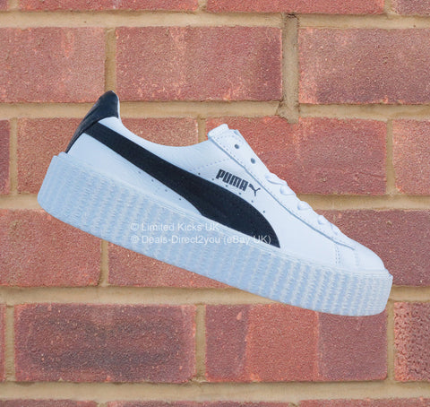 Puma Creeper x Fenty Rihanna - White/Black