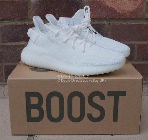 "Adidas Yeezy Boost 350 V2 - ""Cream"""