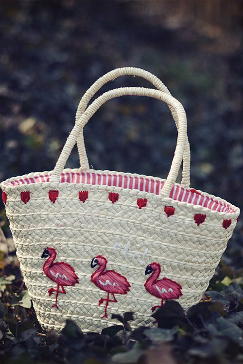 Embroidery Women Fashion Handbag Shoulder Bag Satchel