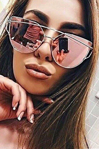 Casual Summer Sun Shades Eyeglasses Glasses Sunglasses