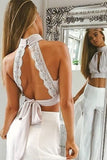 Sexy Backless Lace Strappy Vest Tank Top Camisole