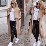 Fashion Loose Long Sleeve Cardigan Jacket