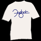 "FOGHAT ""Fool For the City 40th Anniversary"" 2015 Tour T-Shirt"