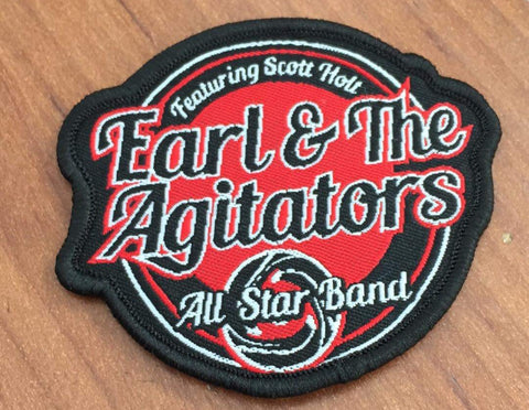 Earl & the Agitators patch!