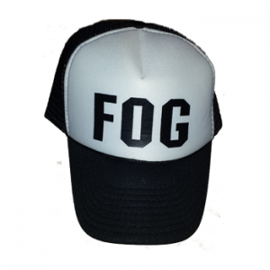 "Retro ""FOG"" HAT"