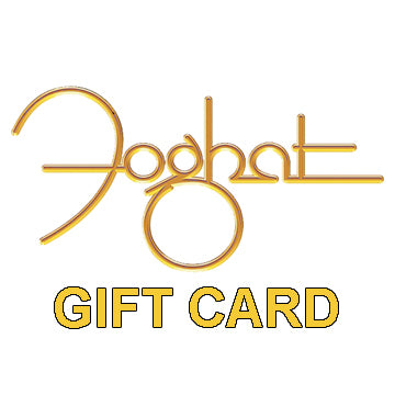 Foghat Store Gift Card