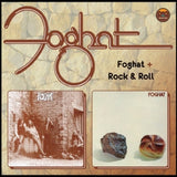 """Foghat"" and ""Rock and Roll"" 2 albums, ONE CD!"